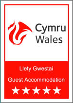 5 Star Guest Accommodation in Snowdonia National Park, North Wales